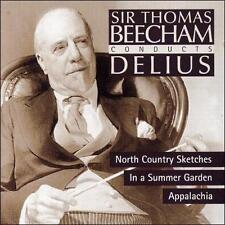 SIR THOMAS BEECHAM CONDUCTS DELIUS [UNITED KINGDOM] NEW CD
