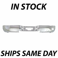 NEW - Steel Chrome Rear Bumper Bar for 1997-2003 Ford F150 1997-2007 Super Duty