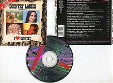 "COUNTRY LADIES ""Volume 2"" (CD) 1989 Dolly Parton, Tammy Wynette, Crystal Gayle"