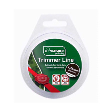Strimmer Line 1.25mmx 15m Petrol Electric Wire