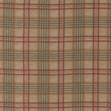 MODA Fabric ~ ENDANGERED SANCTUARY FLANNELS ~ Holly Taylor (6654 17F) by 1/2 yd