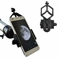Universal Cell Phone Adapter Mount - Compatible with Binocular