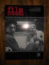 Film Cronache Rivista Bimestr. n. 28 Nov./Dic.  1991 L17