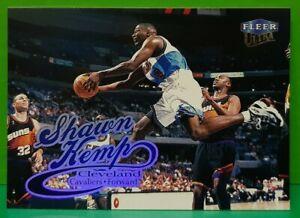 Shawn Kemp regular card 1998-99 Fleer Ultra #18