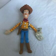 """Original Starbean Woody Doll from  Toy Story 2 with Mattel badge attached 12"""""""