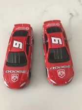 DODGE #9 NATIONAL TRAINING CENTER TOY CAR IN PACKAGE RED HOT WHEEL STYLE MAKER ?