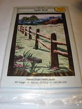 split rail applique iron on templates Quilt Quilting Pattern fabric sewing craft