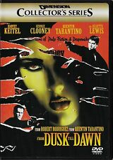 FROM DUSK TILL DAWN (2 dvd) USA Zone 1 Languages: English, F. Subtitles: Español