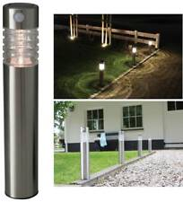 Luxform Lighting Outdoor Garden Path Solar LED High Lumen Lights Lamp Post Light