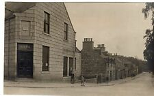 STATION ROAD, KEMNAY: Publisher's photograph to produce postcards (C11003)