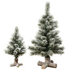 """Deko Tannenbaum """"Tromsö"""" - H 35 - 60cm, künstlicher Weihnachtsbaum Deko Tanne"""