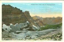 Glacier National Park, MT Plegan Pass Trail