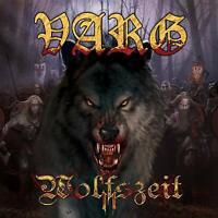 VARG - WOLFSZEIT II   CD NEU