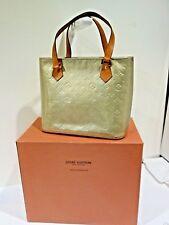 Auth LOUIS VUITTON Vernis Houston Shoulder Tote Bag Patent Leather SHOULDER BAG