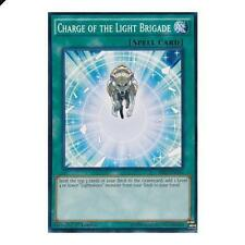 Yugioh - Charge of the Light Brigade - Common - Various Sets - M/NM - Aus