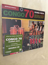 AFRICAN PEARLS CONGO 70 RUMBA ROCK DISCOGRAPH 6139342 2008 WORLD MUSIC