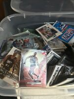 Baseball & Sports Cards Collection Lot with Unopened Pack + 2 Graded Card Bonus