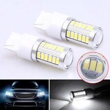 2Pcs 6.6w WHITE CANBUS 7440 7443 T20 W21W LED REVERSE DRL CAR LIGHT BULB Lamp UK