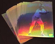 KEN GRIFFEY JR 1992 Lime Rock LOT of ( 30 ) HOLOGRAM Cards SP #1 Sharp! MARINERS