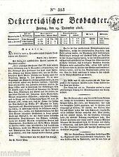 Demerara-Gazette: Sklaven-Unruhen in englischen Kolonien.. Anno 1823