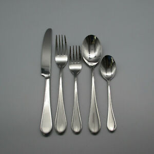 Oneida 18/0 Stainless Icarus 5pc Place Setting New