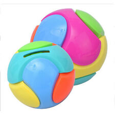 Lovely Football  Bank Saving Coin Money Tin Ball Boxes For Children Gift Toy Hot