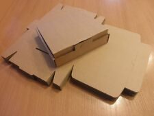 50X Small Shipping Cartons Postal Cardboard Boxes 150x130x30 High Quality