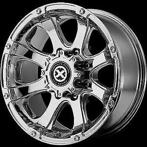 20X9 American Racing Wheels  - 8X6.5 (8X165.1), Hummer H2, Chev/GMC2500  AX188