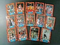 1990 STAR PICS MEDALLION ROOKIE BASKETBALL 64 CARDS INCLUDES GARY PAYTON & MORE