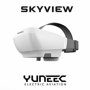 NEW Yuneec Typhoon H Skyview FPV Goggles FIRST PERSON VIEW Drone Hex YUNTYSKL