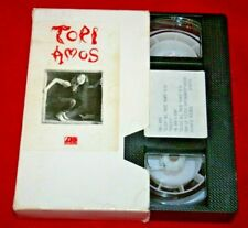 TORI AMOS 1992 Little Earthquakes 4 Singles Videos ATLANTIC PROMO VHS RARE