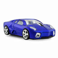 Lamborghini Car Optical Usb Wireless Mouse Gaming mice for Pc Mac Win10 2.4GHZ