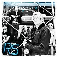 R5 - Heart Made Up on You [New CD]