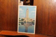 Vintage Postcard Louisiana Sate Capitol Baton Rouge