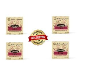 Regular Mouth Canning Lids Golden Harvest™ 4 Dozen Lot  Sealed Packs USA Made!