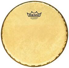 "Remo R-Series Skyndeep Bongo Drumhead - Calfskin Graphic, 8.50"""