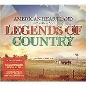 Various Artists - American Heartland (Legends of Country, 2014)