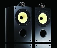 Mistral BOW-A4 6 Ohms 80W x 2 Hifi Bookshelf Speaker