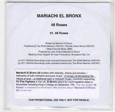 (GF227) Mariachi El Bronx, 48 Roses - 2011 DJ CD