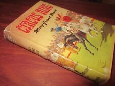 CIRCUS RING ~ Mary Grant Bruce  VINTAGE Hb DUSTJACKET  Ward Lock #238  L♥VELY !