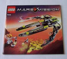Lego ® receta/instruction nº 7646
