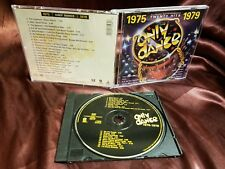 Various Artists : Only Dance: 1975-1979 CD! Excellent like new, ships fast!