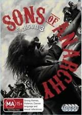Sons Of Anarchy SEASON 3 : NEW DVD