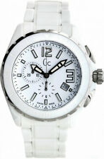 Guess Collection GC Men's Sport XL Chronograph Ceramic Swiss Made 46mm Watch