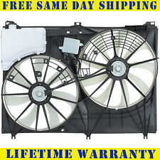 Radiator And Condenser Fan For Toyota Highlander  TO3115195