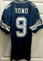Tony Romo signed Dallas Cowboys 2005 2006 authentic Reebok stitched jersey (JSA)