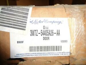 FORD # 3W7Z54405A26AA  NEW Gas Tank Filler Door Only, 2003 CROWN VIC