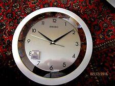 Brand New Seiko QXA520WLH Wall Clock , Original Packaging