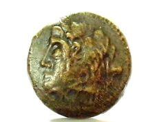 APULIA (ASCULUM-ASCOLI) Ae-Bronze,XF !