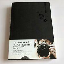 L's (INFINITE) L's Bravo Viewtiful Japan version PHOTOBOOK With DVD